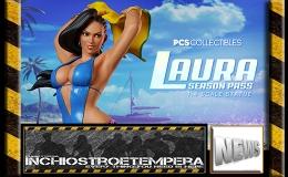 Statue News: PCS | Laura Matsuda Season pass 1/4 Statue SwimsuitEdition