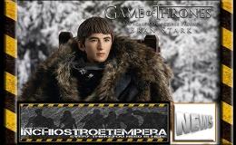 12″ AF News: ThreeZero | Game of Thrones – Bran The BrokenFigure