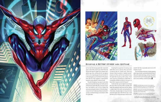 Insight Editions Spider-Man from Amazing to Spectacular The Definitive Art Collection