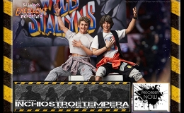Preorder: Blitzway – 1/6 Action Figures   Bill & Ted's Excellent Adventure 2-Pack Bill &Ted
