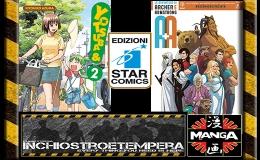 Fumetti: Manga – Le Novita' Star Comics del 21Agosto