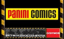 Fumetti: Le Novita' Panini Comics del 02Giugno