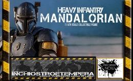 Preorder: Bandai GX-XX01 Project XX Weapon Set 01 + Hot Toys Heavy Infantry Mandalorian + Soap Studio Tom andJerry