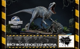 Preorder: Prime 1 Studio – 1/5 Statue | Jurassic World: Fallen Kingdom – IndominusRex