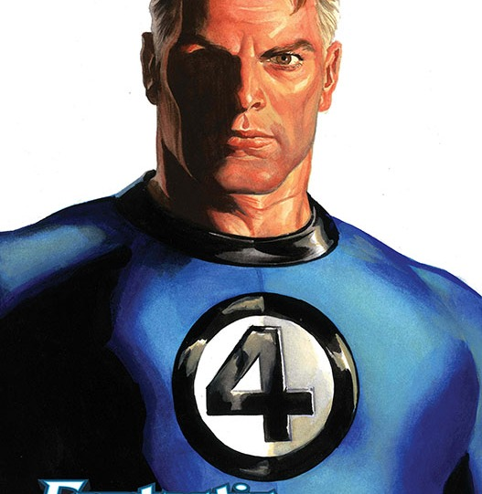 Fantastic Four #24 (Alex Ross Mister Fantastic Timeless Variant)