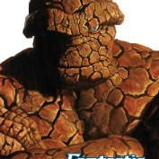 Fantastic Four #24 (Alex Ross Thing Timeless Variant)