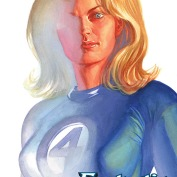 Fantastic Four #24 (Alex Ross Invisible Woman Timeless Variant)